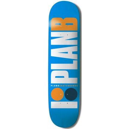 Plan B skateboard image